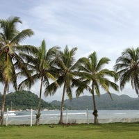 Photo taken at Isla Grande Colon by christina l. on 6/10/2012