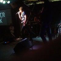 Photo taken at Thom Thom Club by Christopher Prince B. on 10/14/2011