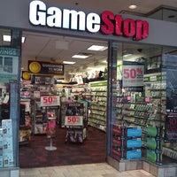 Photo taken at Gamestop by Julio B. on 3/28/2012