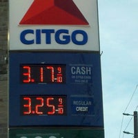 Photo taken at Citgo by Ralphy on 11/3/2011