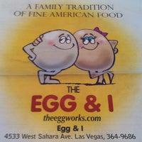 Foto scattata a Egg & I da Robots F. il 6/4/2012