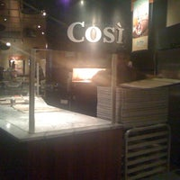Photo taken at Così by Sergio M. on 3/3/2011