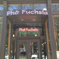 Photo taken at Pho Fuchsia by Mike P. on 3/5/2012