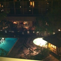 Photo taken at DoubleTree by Hilton Hotel Torrance - South Bay by G.S.S on 8/4/2012