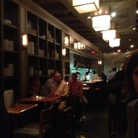 Photo taken at Poste Moderne Brasserie by David C. on 4/21/2012