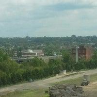 Photo taken at Sault Sainte Marie International Bridge by Ann L. on 7/21/2012