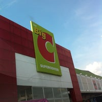 Photo taken at Big C by xmcclassic on 5/13/2012
