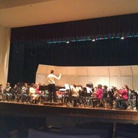 Photo taken at Freedom Middle School by Victoria H. on 12/14/2011
