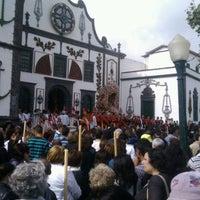 Photo taken at Festas do santo cristo by Luís A. on 5/28/2011