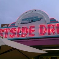 Photo taken at Westside Drive-In by Ethan R. on 9/16/2011