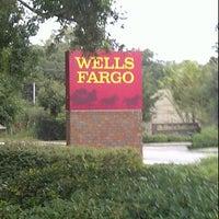 Photo taken at Wells Fargo by Derek L. on 9/17/2011