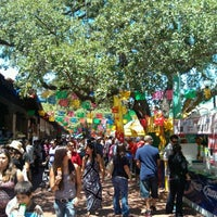 Photo taken at Historic Market Square San Antonio by Julie W. on 4/21/2012