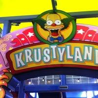 Photo prise au Krustyland par Mina C. le1/12/2012