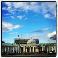 Снимок сделан в Большая Сухаревская площадь пользователем Maxim M. 8/24/2012