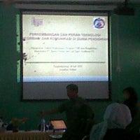 Photo taken at SMAN 1 Pangkalpinang RSBI by Eka S. on 7/16/2012
