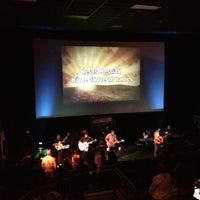 Photo taken at Regal Cinemas Hazleton 10 by Frank S. on 4/8/2012