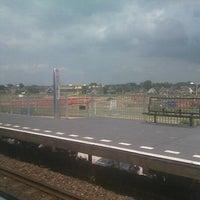 Photo taken at Station Nijmegen Lent by Erik G. on 6/23/2012