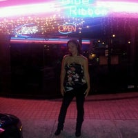 Photo taken at Blue Ribbon Bar & Grill by Vicky D. on 7/3/2011