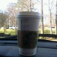 Photo taken at Starbucks by Marlinda D. on 1/13/2012