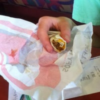 Photo taken at Taco Bell by Mayson C. on 7/21/2012