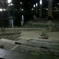 Photo taken at Taman ayudia by Fabian on 10/6/2011
