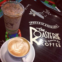 Photo taken at The Roasterie Cafe by Stephen K. on 6/23/2012