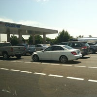 Photo taken at Costco Gas by Tyler J. on 8/17/2012