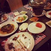 Photo taken at Oishi Buffet by Ouleng S. on 9/13/2012