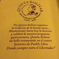 Foto tomada en La Quinta Bolivar por Belle V. el 7/8/2012