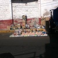 """Photo taken at Mercado Municipal Benito Juárez """"El Tepe"""" by Joss G. on 12/21/2011"""