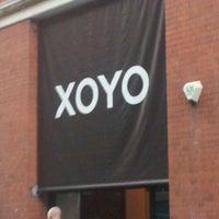 Das Foto wurde bei XOYO von Kyle P. am 9/28/2011 aufgenommen