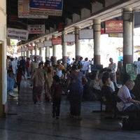 Photo taken at Margao Railway Station by Alexander S. on 12/16/2011