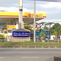 Photo taken at Petrol Station, Kilanas by Reen H. on 5/7/2012