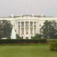 Photo taken at White House Visitor Center by Kareem N. on 8/13/2011