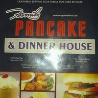 Photo taken at Family Pancake House by Kendra E. on 7/8/2012