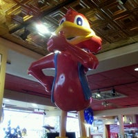 Photo taken at Red Robin Gourmet Burgers by Armand C. on 6/14/2011