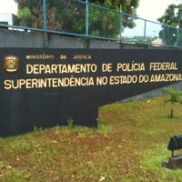 Photo taken at Departamento de Polícia Federal - Superintendência no Estado do Amazonas by Konrad H. on 8/25/2011