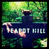 Photo taken at Teapot Hill by Melissa P. on 8/1/2011