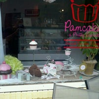 Photo taken at Pamcakes: A Philly Cupcakery by Alex B. on 9/3/2011