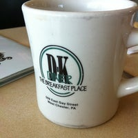 Photo taken at DK Diner by Randy G. on 6/27/2012