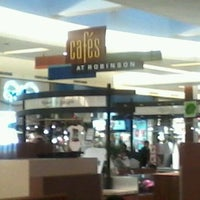 Photo taken at The Mall at Robinson by Char N. on 12/23/2011