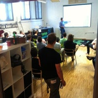 Photo taken at Webworker Berlin by Verena F. on 9/3/2012