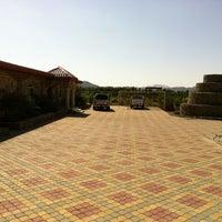 Photo taken at Alhabob Farm by Yas ™. on 11/19/2011