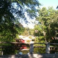 Photo taken at Cedar Creek Bridge by Shannon W. on 4/16/2012