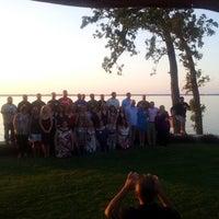 Photo taken at Buckhorn Supper Club by Joe R. on 7/29/2012