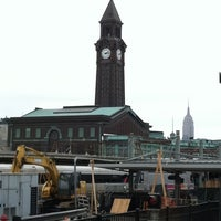 Photo taken at NY Waterway Ferry Terminal Hoboken South by Matt on 5/14/2011