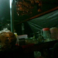 Photo taken at Warung Roti Bakar Bulungan by Donil B. on 12/28/2011
