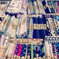 Photo taken at Yongle Fabric Market by CC on 3/17/2012