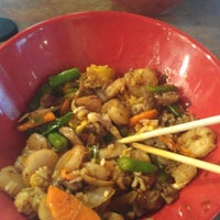 Photo taken at Genghis Grill by Hope S. on 5/24/2012