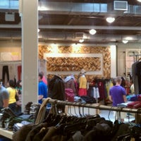 Photo taken at Urban Outfitters by Reggie D. on 9/4/2011